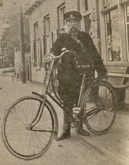 Veldwachter van Zalk: Hendrik Mondriaan