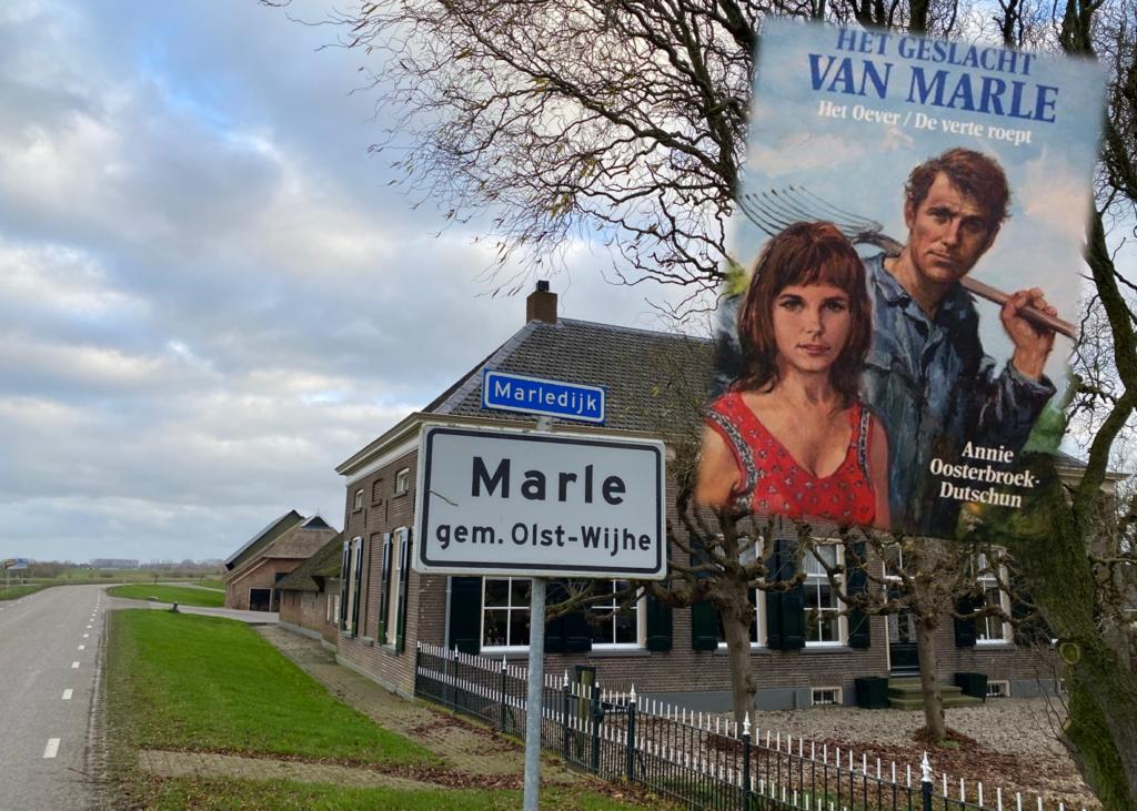Buurtschap Marle op de IJsseldijk