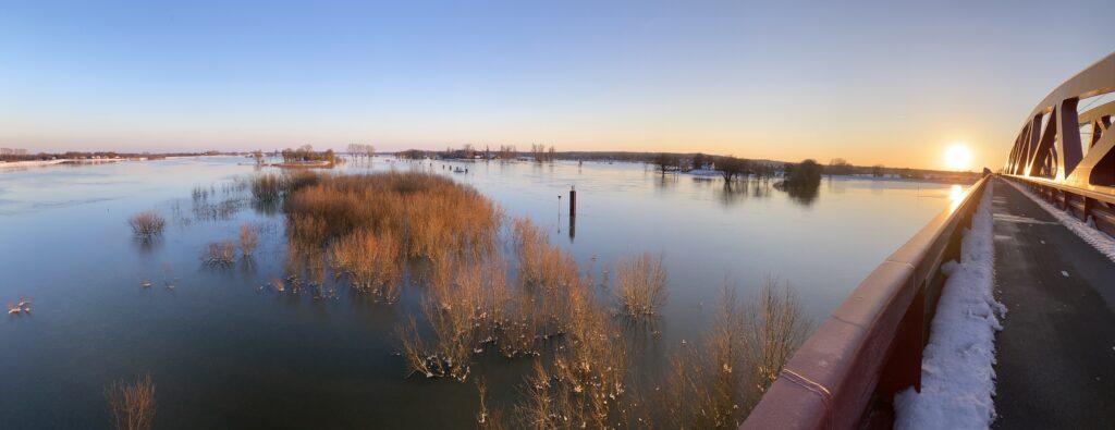rivierbos Hanzeboog